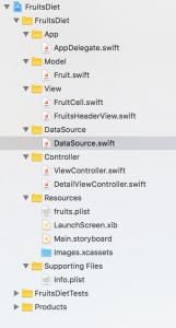 การเขียน IOS ด้วยโครงสร้างแบบ MVC
